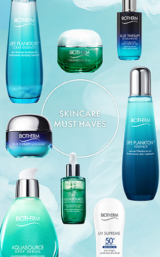 Skincare Must-Haves