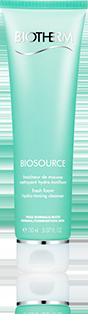 Biosource Foaming Cream Cleanser