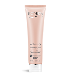 BIOSOURCE CREAM CLEANSER (Dry Skin)