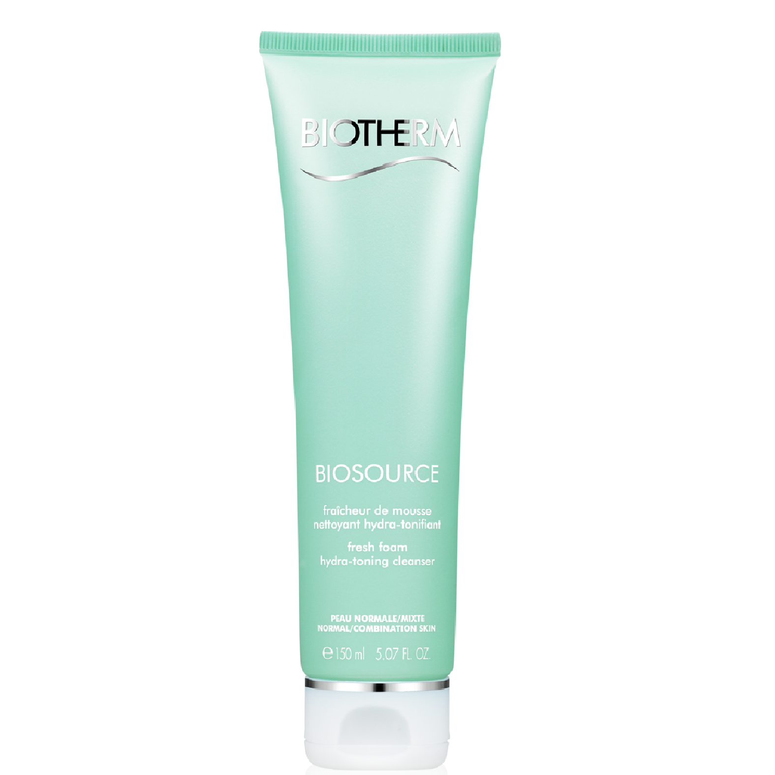 BIOSOURCE FOAMING CREAM NORMAL SKIN